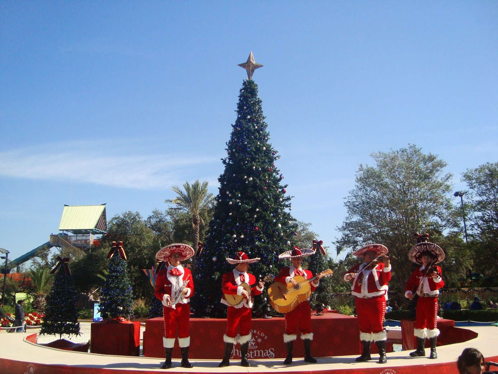 There U0026 39 S Magic Out There  Seaworld San Antonio Christmas
