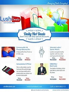 Shop & Sell At LushDeals.Com