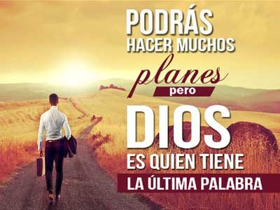 Planes de Dios