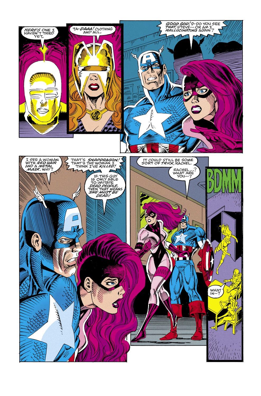 Captain America (1968) Issue #428 #378 - English 6