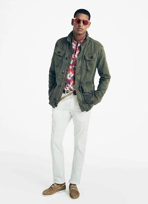 TOMMY HILFIGER, WESTCOASTING, menswear, summer, spring, 2014, SS14, sportstyle, sportwear,