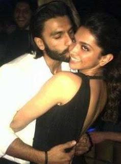 Deepika Ranveer Affair