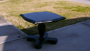 Little Black Table  *SOLD*