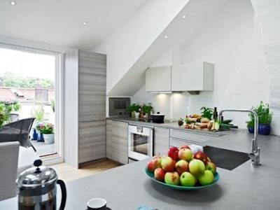 C mo decorar cocinas peque as cocina y muebles - Amueblar cocina pequena ...