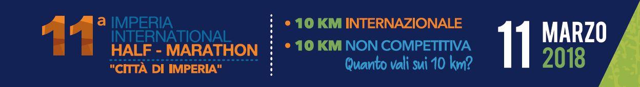 Imperia Inter. Half Marathon