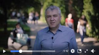 Daniel Bodnariu 🔴 Mesaj de susținere pentru Peter Costea