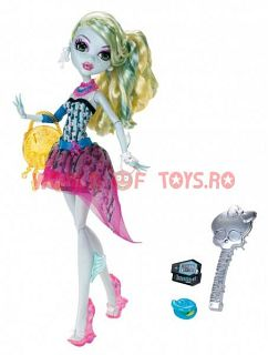papusa monster-high lagoona blue