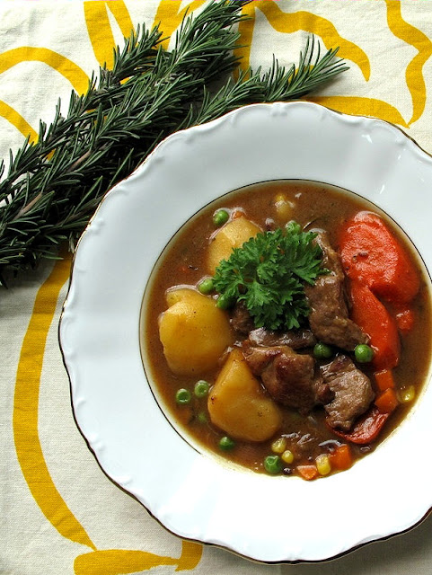 Lamb or venison navarin recipes lamb or venison navarin for Navarin recipe