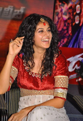 tapsee gorgeous at dharuvu audio launch unseen pics
