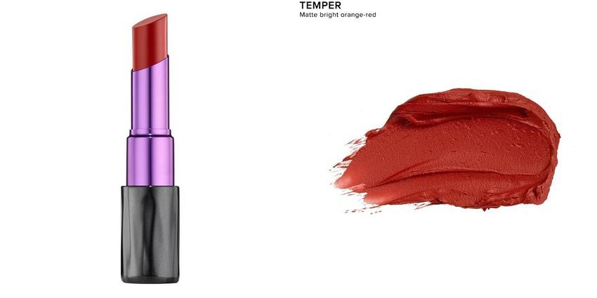 Matte Revolution Lipstick Urban Decay - TEMPER