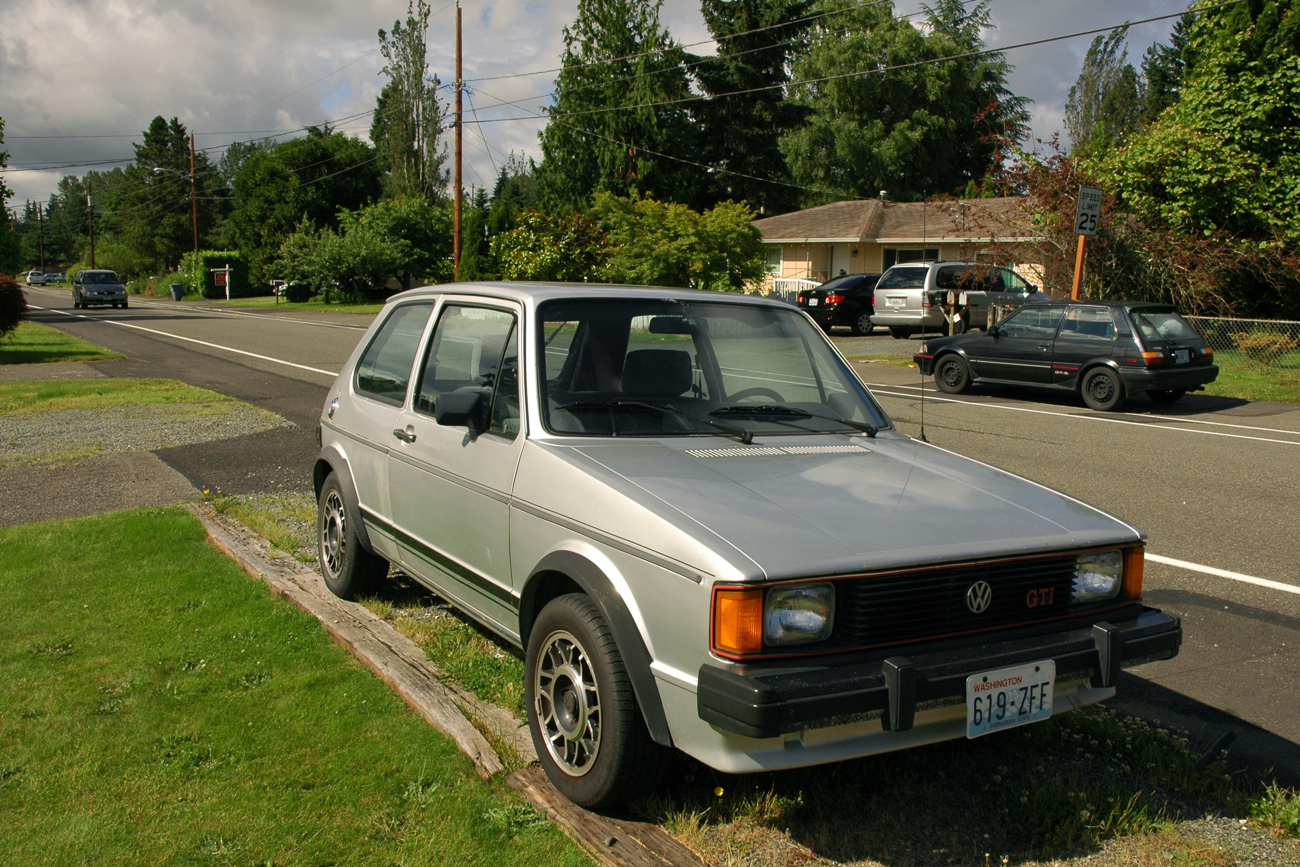 1983-Volkswagen-Rabbit-GTI-VW-Hatchback-Golf-1.jpg (1300×867) | VW ...