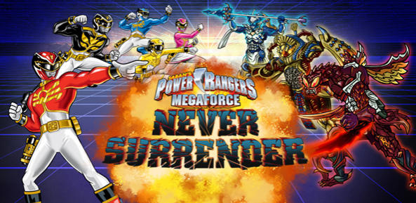 play games power rangers megaforce