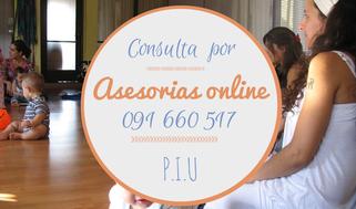 Asesorias y Acompañamiento Online
