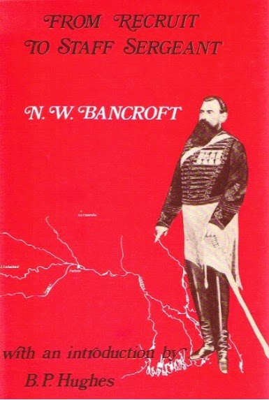 Nathaniel Washington Bancroft - Bengal Artillery