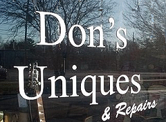 Check Out Don's Uniques and Repairs