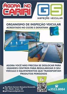 GS INSPEÇÃO VEICULAR