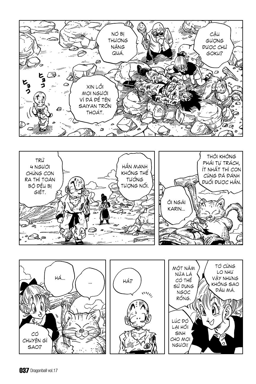 xem truyen moi - Dragon Ball - 7 Viên Ngọc Rồng - Chapter 242