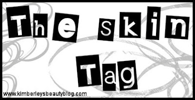 The skin care tag