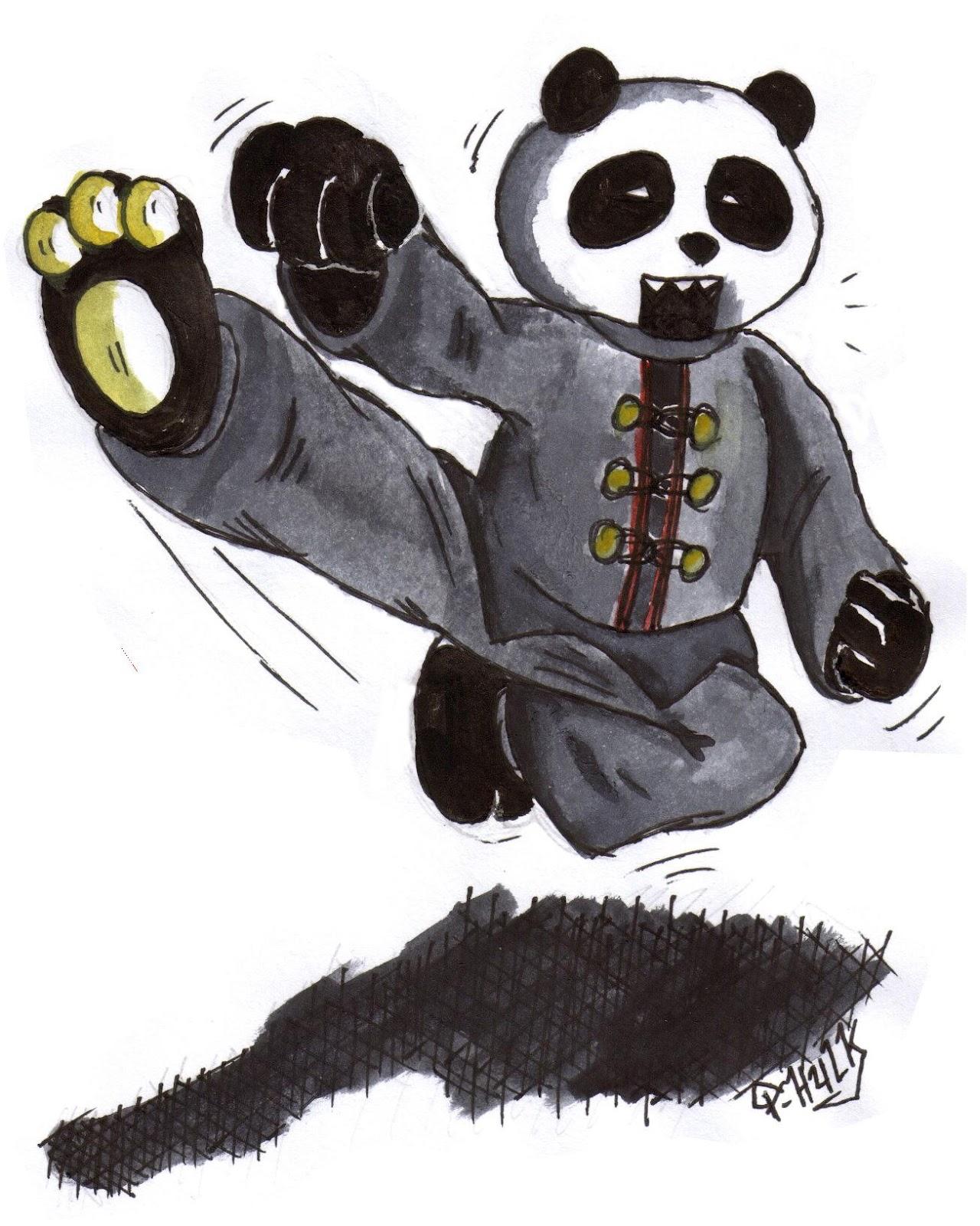 Pepino-Hulk (ze Blog De Merde...): Illustrations