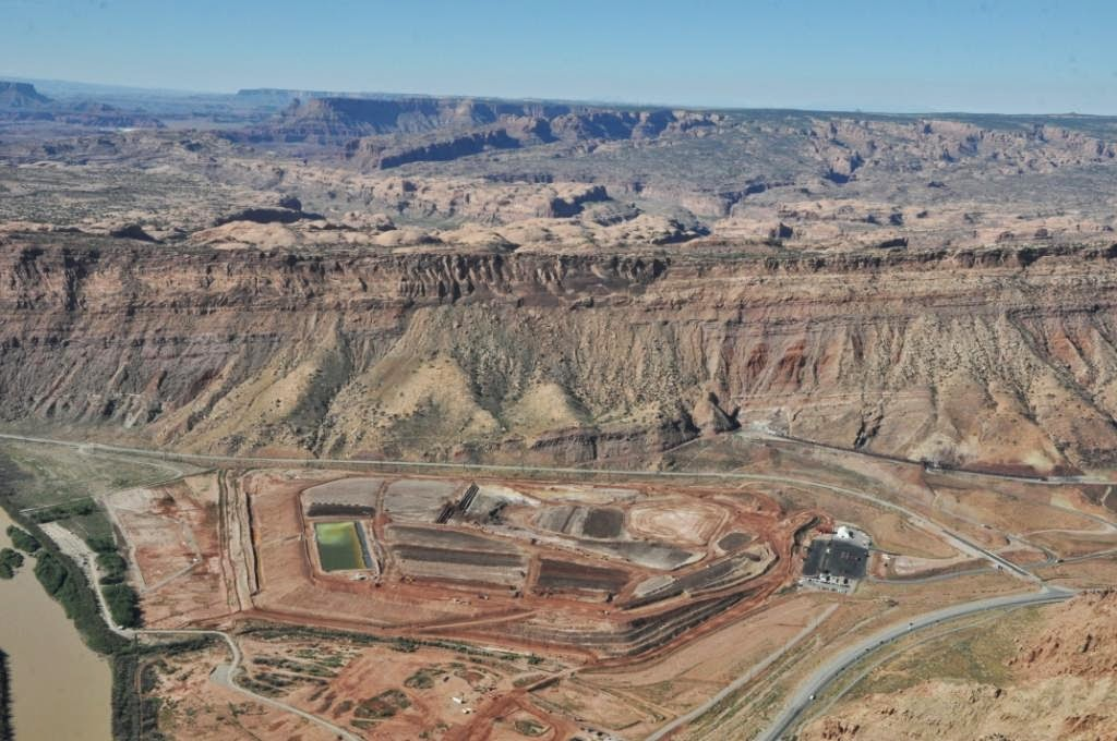 uranium mining in new mexico essay Company to begin cleanup three abandoned uranium mine sites near prewitt,  new mexico, according to an epa press release on monday.