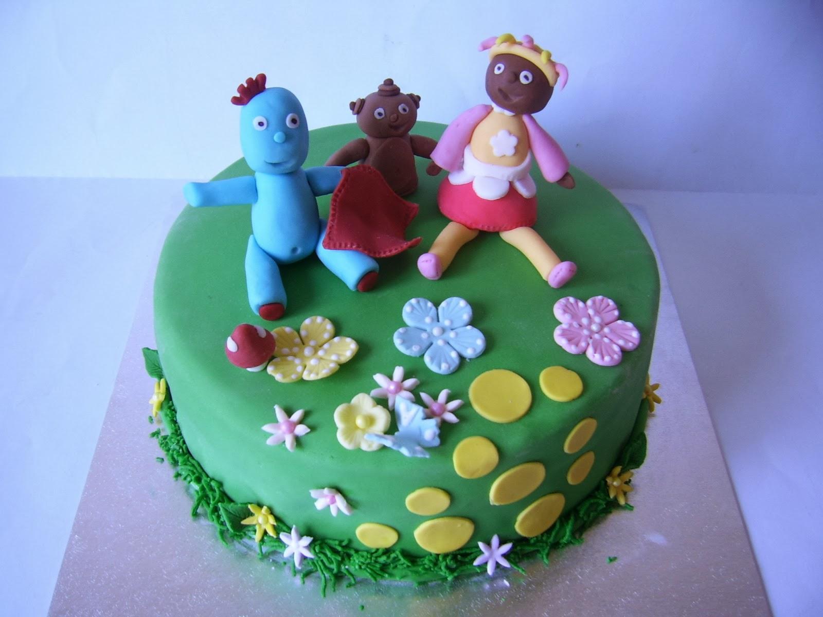 irenafoods: In the night garden cake 2 - Tort In the night garden 2 ...