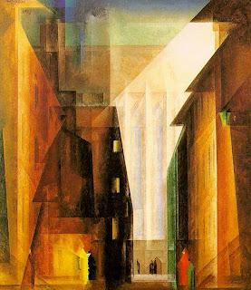 Sin título - Lyonel Feininger