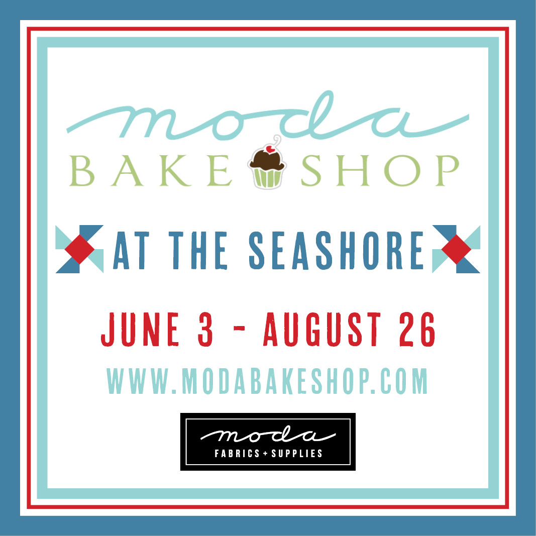 I'm Co-Hosting The MBS At The Seashore Mystery QAL!