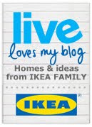 My blog on IKEA Family Live