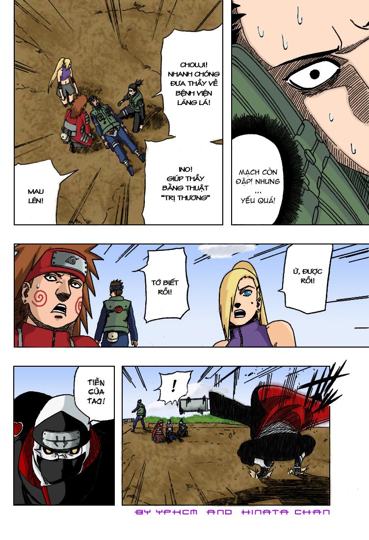 Naruto chap 327.Color Trang 14 - Mangak.info