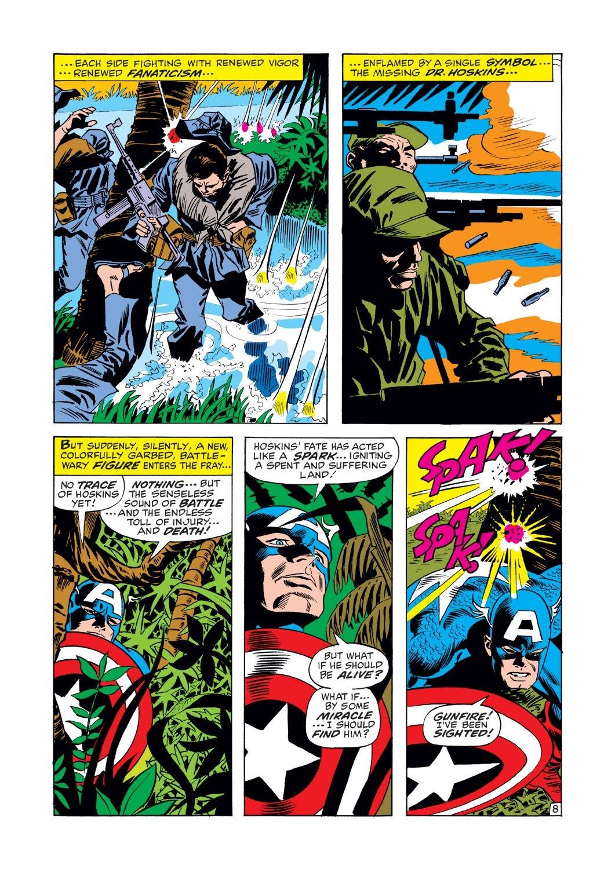 Captain America (1968) Issue #125 #39 - English 9