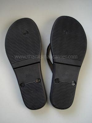 folding flip flops