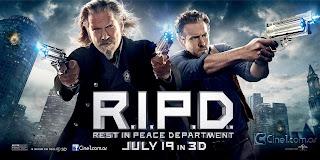 R.I.P.D - Szellemzsaruk online (2013)