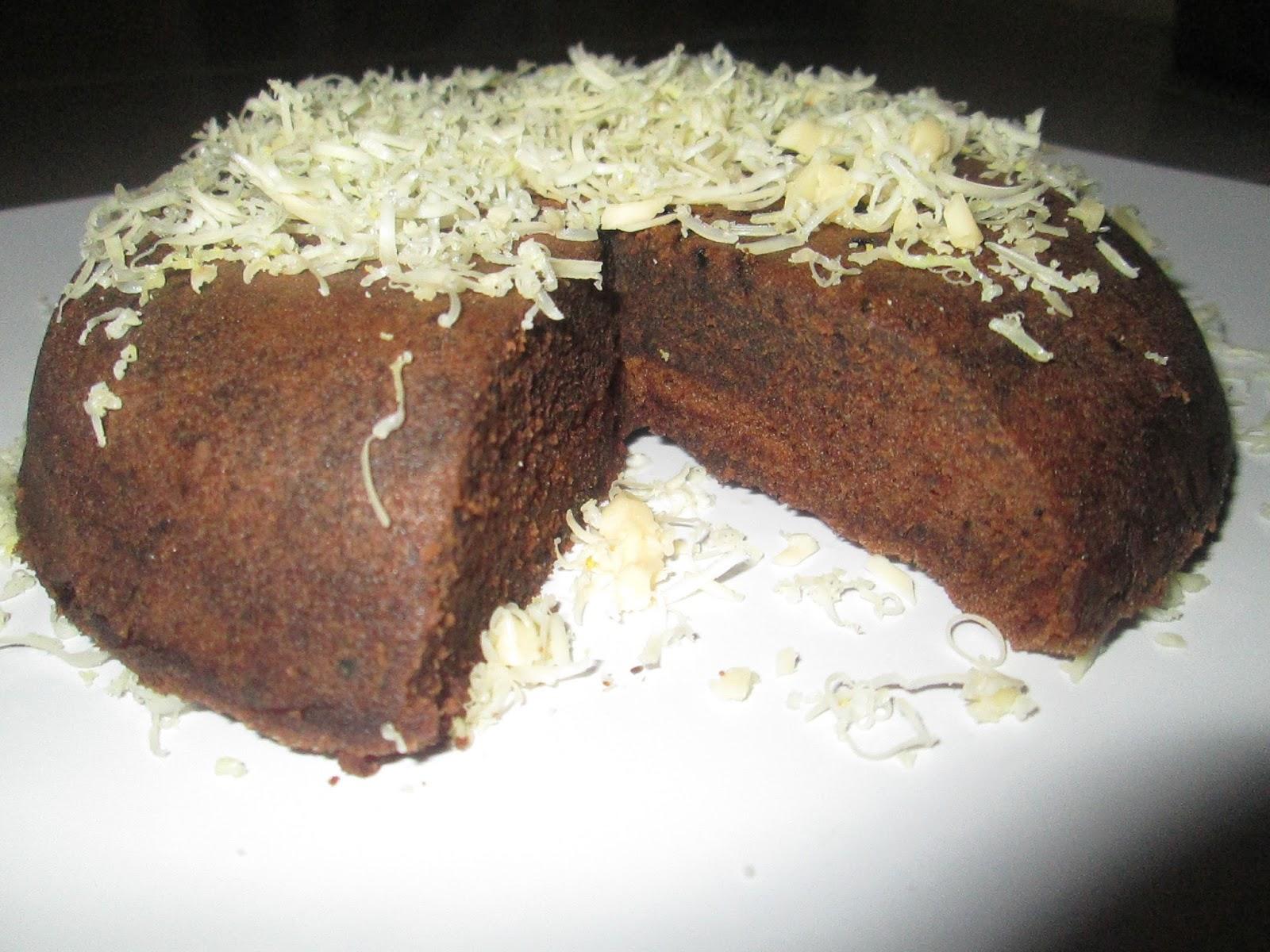 Brownies Kukus Coba-Coba :) ~ Monice and Family