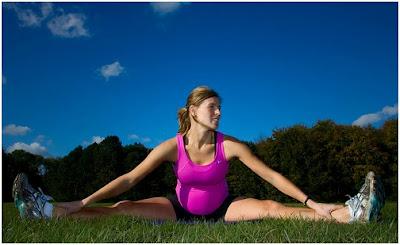 Atividades físicas na gravidez