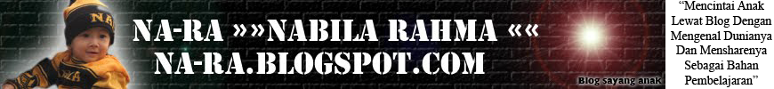Na-Ra »»Blog Nabila Rahma ««