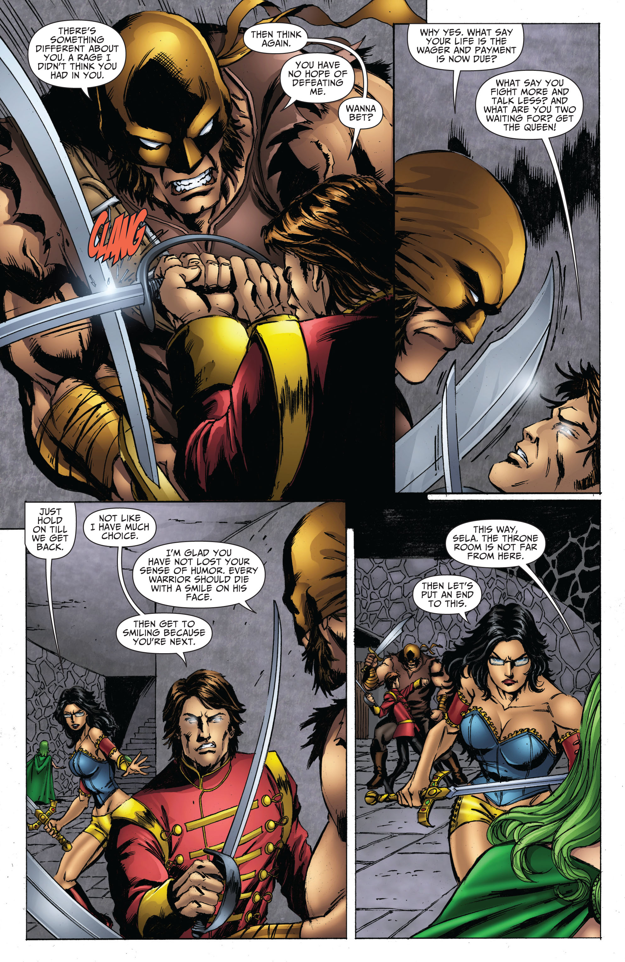Grimm Fairy Tales (2005) Issue #70 #73 - English 14