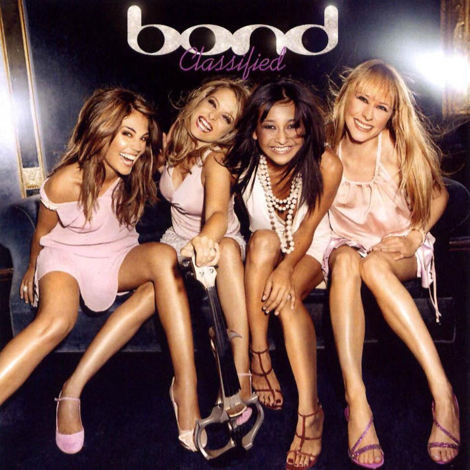 Discografia Bond   Musica X Mega