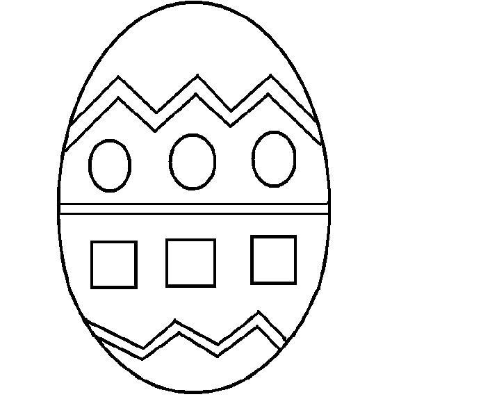 desenhos para colorir ovo de páscoa desenhos infantis para