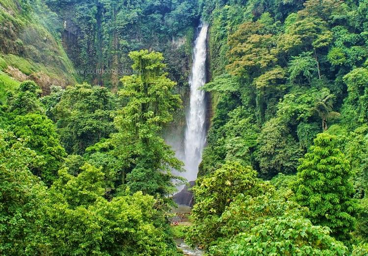 Hikong Bente - Lake Sebu Falls