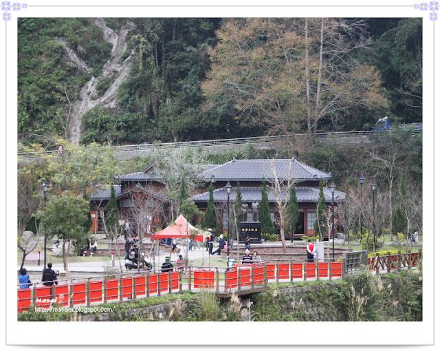 新竹五峰張學良故居-外觀
