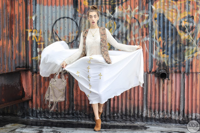 NY Street Style, Rainy Day Outfit, American Apparel, Fashion Blog, Fresh and Precious, Bronx Street Style