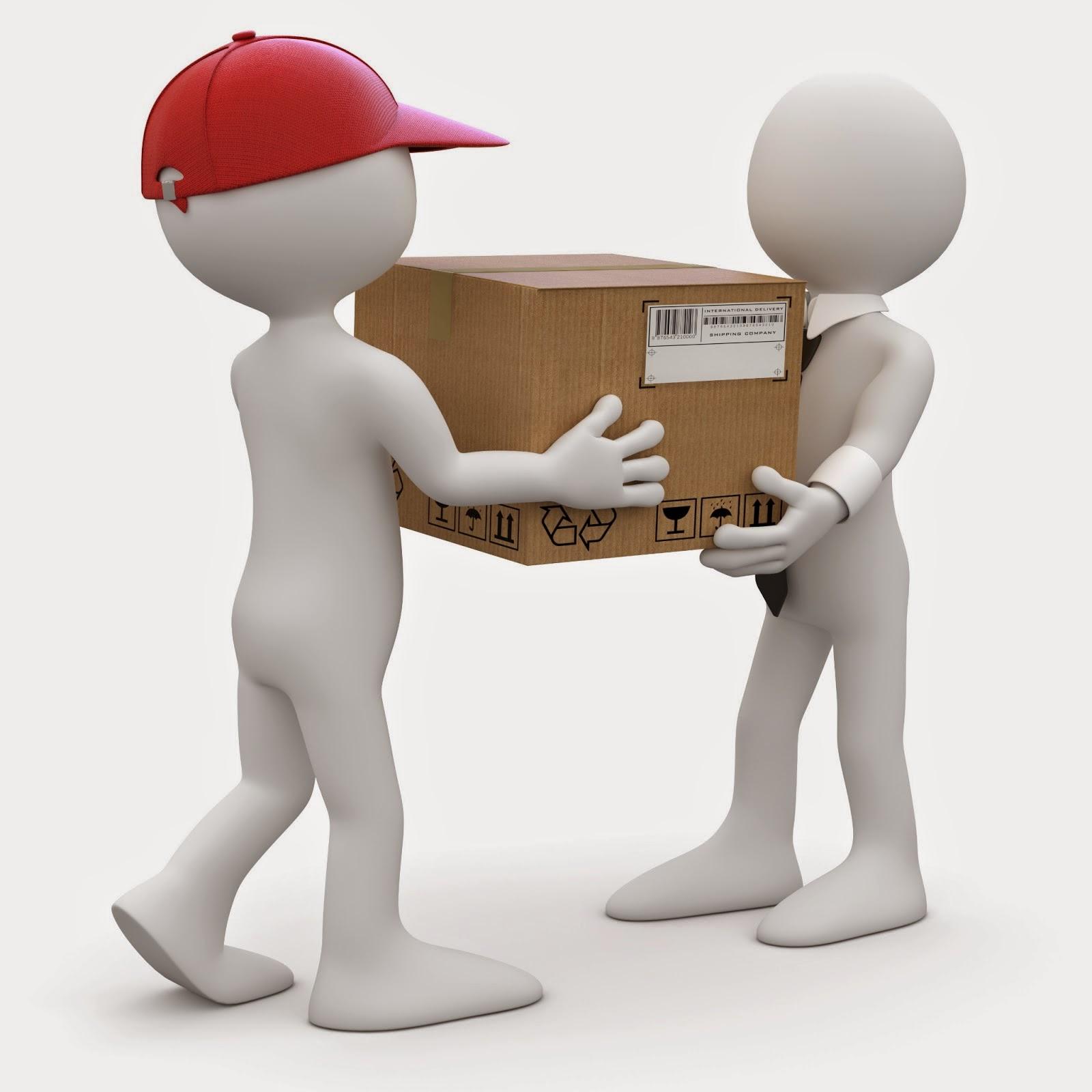 onlineshop, delivery, cara pesan, kurir animasi, shipping