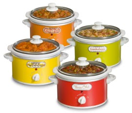 Small Slow Cookers Perfect for Two. You can easily prepare a one-pot stew, chili, soup or side dish and let it simmer all day while you're away. And with the removable stoneware crock, cleanup is a breeze. Our Test Kitchen home economists used a /2-Quart Slow .