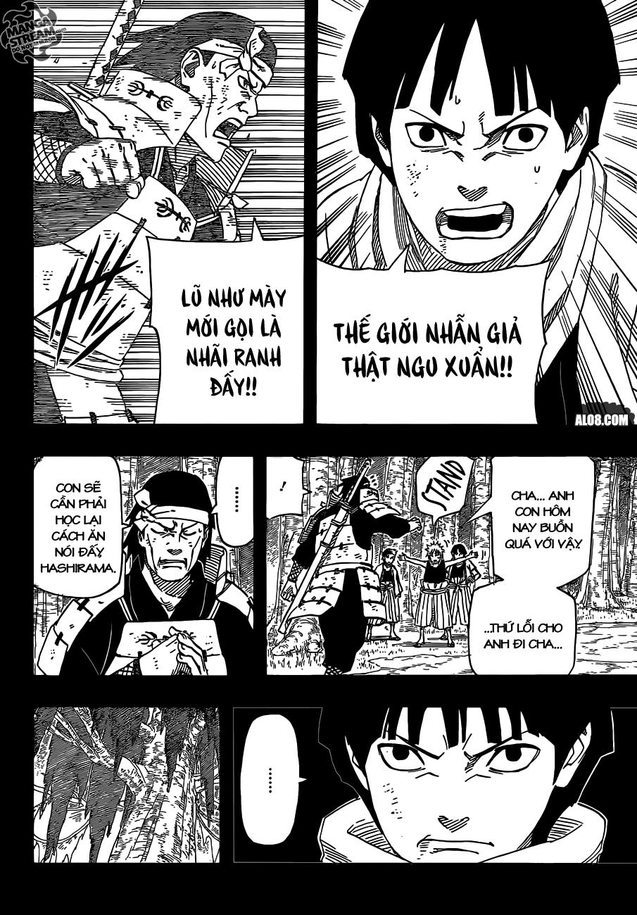 Naruto chap 622 Trang 10 - Mangak.info
