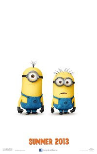 Despicable Me 2 (2013 &#8211; Steve Carell, Al Pacino and Kristen Wiig)