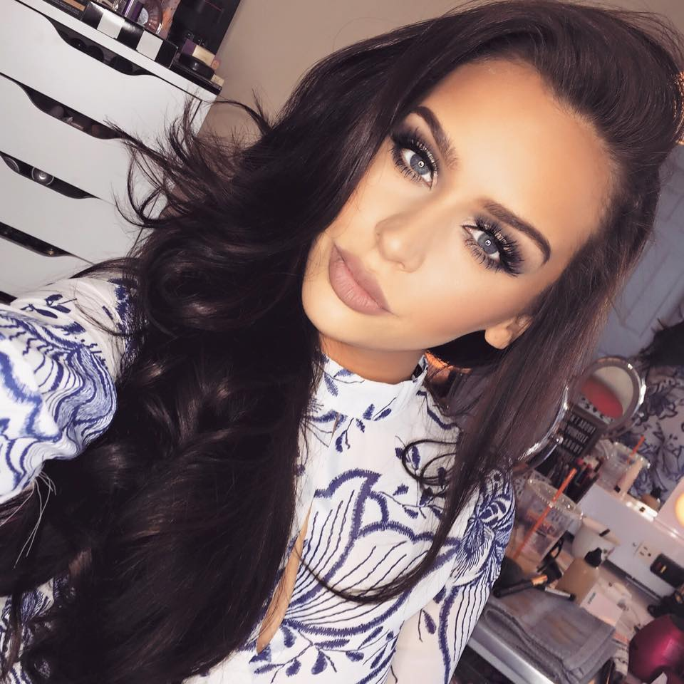 Carli Bybel Hair Extensions Length 57