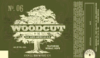 Odell Brewing Woodcut No. 06