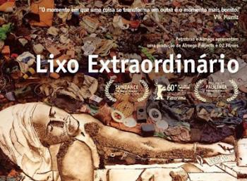 Documentário - LIXO EXTRAORDINÁRIO