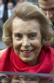 Images of Liliane Bettencourt