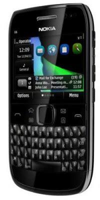 Spesifikasi Nokia E6 dan Harganya